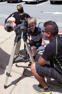 'Magic of Light' theme for May 7 Astronomy Day at Madelyn Helling Library in Nevada City