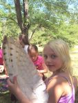 At Bear Yuba Land Trust's summer camps, kids can learn a variety of nature-oriented skills and have fun too.