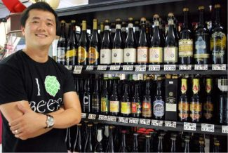 Hooked on the craft at Long's Bottle Shop in Grass Valley