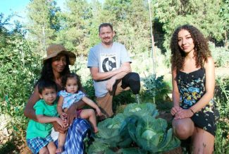 Sierra Gardens Program empowers Nevada County families to gain food independence