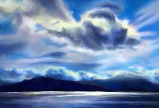 Reception Saturday for new Kathleen Fenton art exhibit at The Center for the Arts