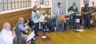 Folk dance band plays Friday in Nevada City