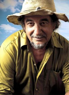 Folk legend Greg Brown at Miners Foundry in Nevada City Sunday