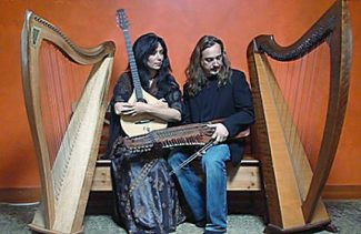 Harp concert Friday at Off Center Stage in Grass Valley