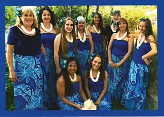 Hula classes offered in Nevada City