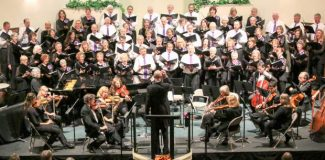 "Sierra Master Chorale and Orchestra presents ""The Armed Man"""