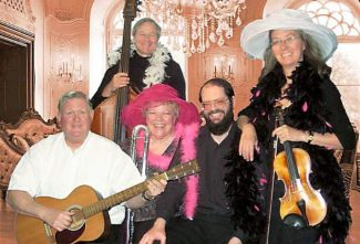Jazz party Sunday at North Star House in Grass Valley