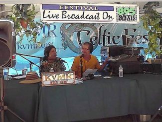 KVMR moves daytime programs to Nevada County Fair for 20th time