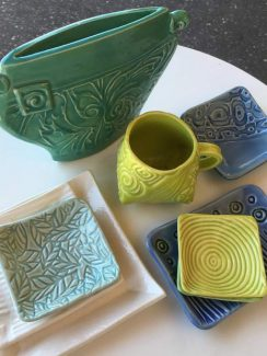 Pottery trunk show, demo Friday at LeeAnn Brook gallery in Nevada City