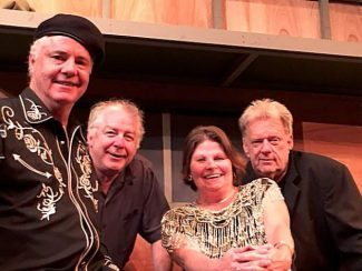 Sue LeGate Halford sings Friday, Saturday at Off Broadstreet In Nevada City