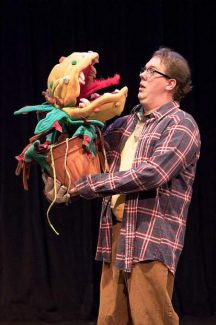 'Little Shop of Horrors' opens tonight at Nevada Theatre
