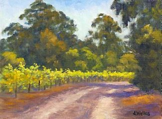 Nevada County Plein Air Painters open show at Lucchesi's