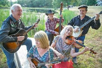 Buffalo Gals to play at Sierra Pines dinner dance Saturday