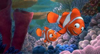 Movies Under the Pines presents 'Finding Nemo' Friday