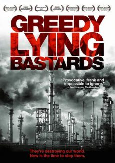 'Greedy Lying Bastards' shows Friday at The Open Book in Grass Valley