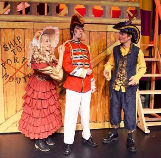Pirates of Penzance enchants 1st 2 weekends in March