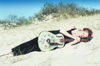 Patti Larkin plays Wednesday at Miners Foundry