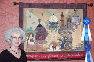 Major quilt show at fairgrounds this weekend