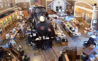 Yard sale Aug. 5-7 at Nevada County Narrow Gauge Railroad Museum