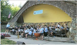Free concert Sunday by Nevada County Concert Band