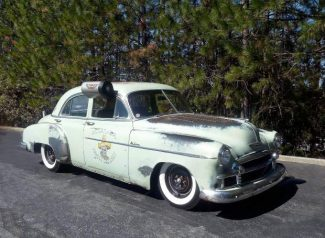 Ron Cherry: '50 Chevy Deluxe with a 'South of the Border' flair