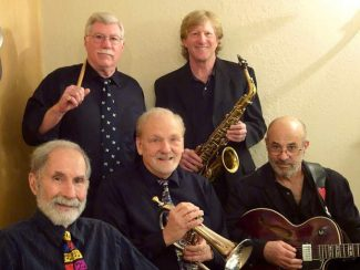 Swingtime plays at dance event Saturday in Grass Valley