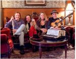 Beaucoup Chapeaux with Maggie McKaig is one of a slew of bands slated to perform at the Night of Giving Dec. 17 to benefit Hsopitality House,