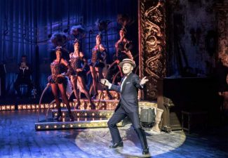 """The live broadcast starring Kenneth Branagh in """"The Entertainer"""" will be shown at 7:15 p.m. today at the Del Oro Theatre in Grass Valley."""