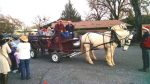 The annual Cowboy Christmas, originally scheduled for Thanksgiving weekend, was postponed to Dec. 10 due to heavy rain, making for a family day with a drive through Western Gateway Park to see the Holiday of Lights displays.