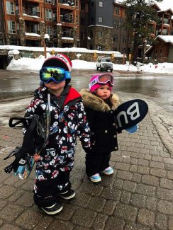 Tahoe skiing: Tips for parents to keep the kids comfy on the slopes