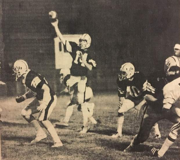 David Heppe was a two sport standout while at Nevada Union helping both the basketball and football team earn SFL championships. Heppe is set to be inducted into Nevada Union's Athletic Hall of Fame Saturday.