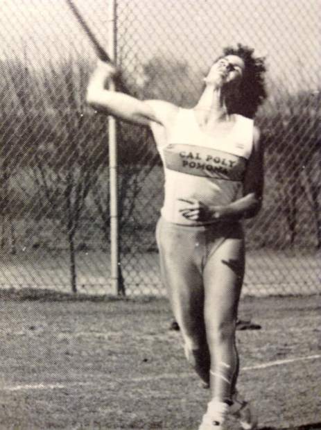 During her time at Nevada Union, Durelle Schimek was a standout on the basketball court and a star on the track and field team. Schimek set four Nevada Union school records in track and field, including the shot put, 100-meter hurdles, 300-meter hurdles and high jump. Her record in the high jump still stands today. She later went on to star at Cal Poly Pomona and was an alternate on the 1988 USA Olympic team.