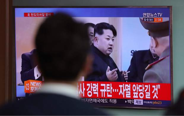 Security Council slams latest North Korea missile launch