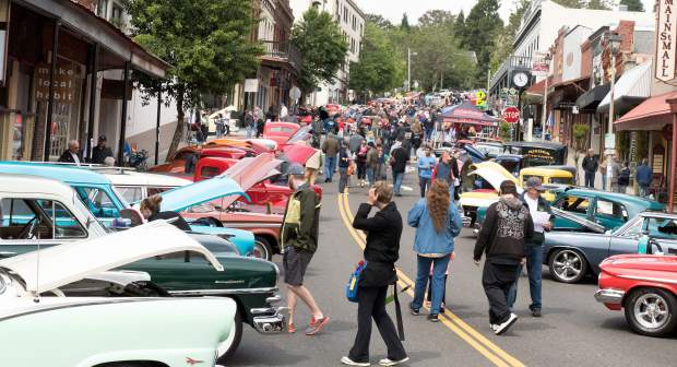 Winners From Downtown Associations Car Show Released TheUnioncom - Market street car show