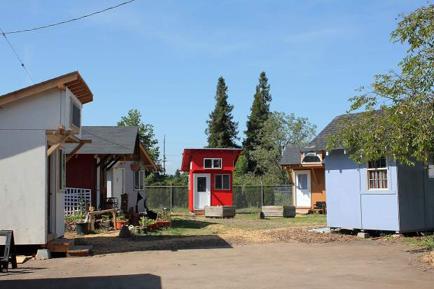 Could Tiny Houses Fix A Huge Problem Homeless Advocates Respond