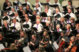 Sierra Master Chorale and Orchestra spring concerts orchestrated to 'lift, renew' spirits