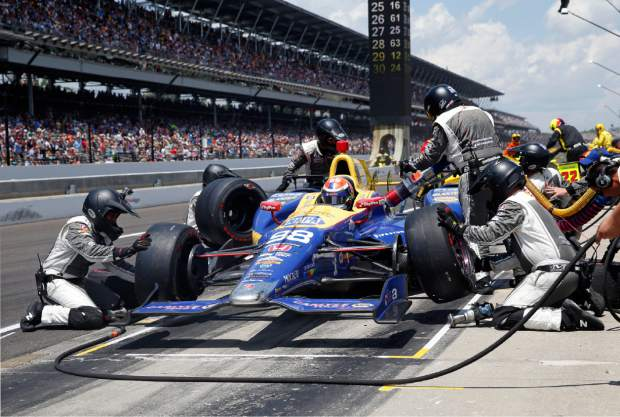 Fernando Alonso: 'I have to adapt' to IndyCar
