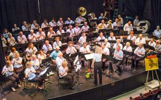 A mother of a band concert: Nevada County Concert Band performs free show Sunday