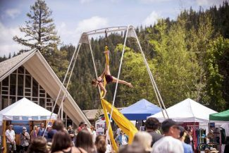 The Made in Tahoe Festival will be hosted at Squaw Valley on May 27-28, and celebrates all things Tahoe