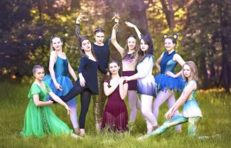 Nevada City Ballet Academy presents 'The Jungle Book'