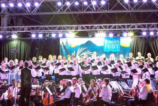 SummerFest: Six Music in the Mountains concerts offer range of venues, styles