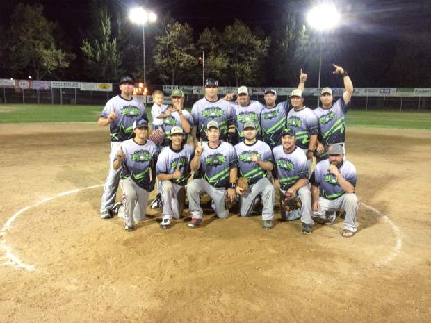 All Star Automotive beat the Oroville Dirtbags, 11-6, to earn the Nevada County Fastpitch Softball League's American League championship Thursday night at Les Eva Field.