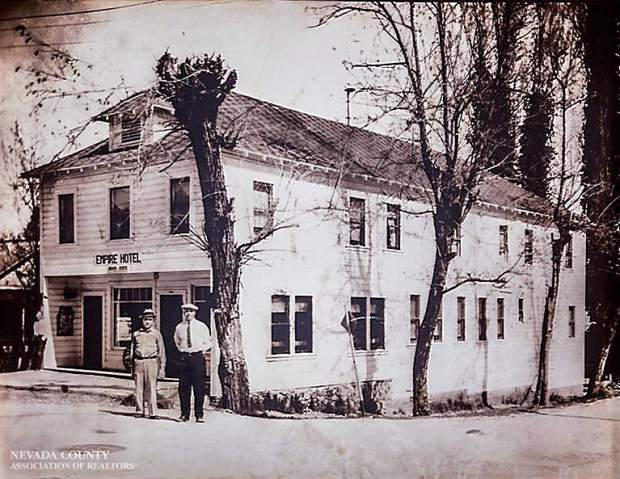 The Empire House Has Been A Public House Since 1851, Changing Owenership  Many Times.