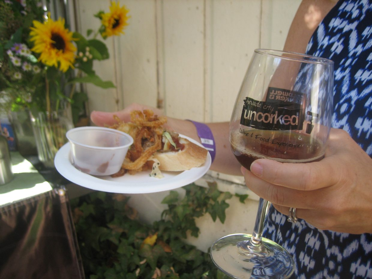 Enjoy a food and wine adventure at Uncorked. Photo by Rod Byers