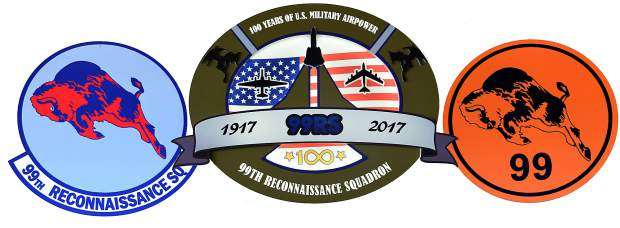 The new commemorative insignia compliments the unit patches worn by 99th Reconnaissance Squadron U-2 pilots based at Beale Air Force Base.