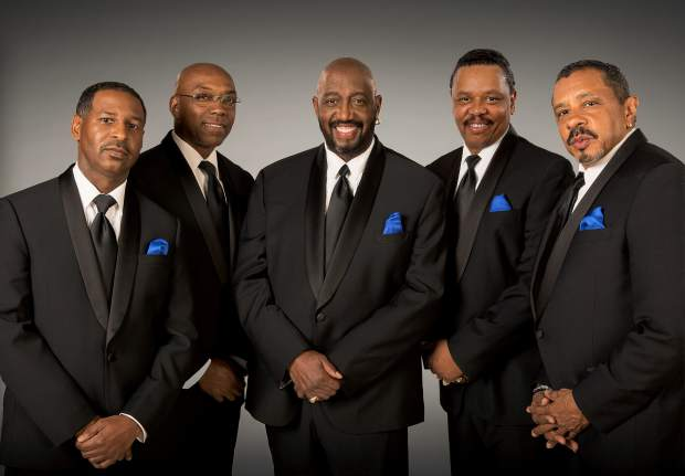 The Temptations are coming to Grass Valley in November.