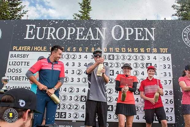 Gregg Barsby has more than 50 professional wins and recently put together several strong showings at European tournaments, including a first place finish at the KYY Open in Turku, Finland, and a second place finish at the European Open in Nokia, Finland.