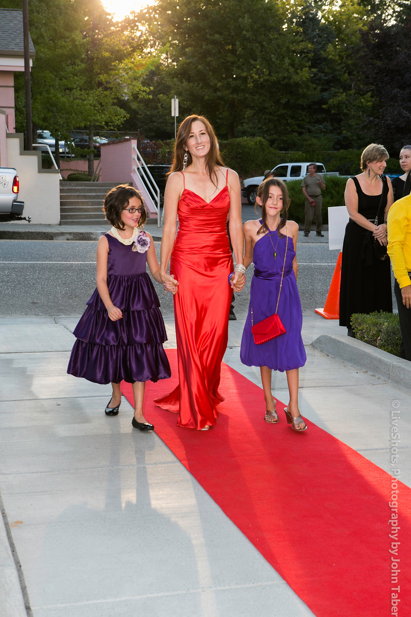 Bring the kids for this family-friendly star-studded event.  Photo by John Taber