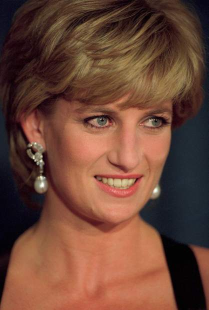 Princess Diana is the topic of a documentary to be shown this week on ABC, on which Nevada Union High School graduates Curtis Grout and Chris Iversen both worked.