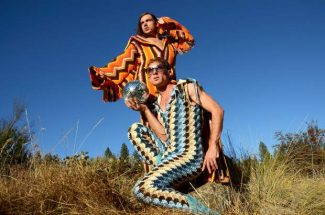 Meet your merchant: Nevada City fashion designer creates wearable art from vintage recycled afghan blankets